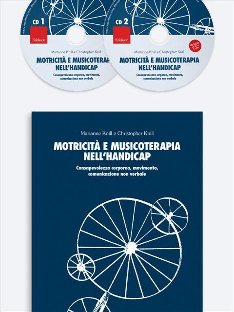 Motricità e musicoterapia nell'handicap - Musica - Erickson