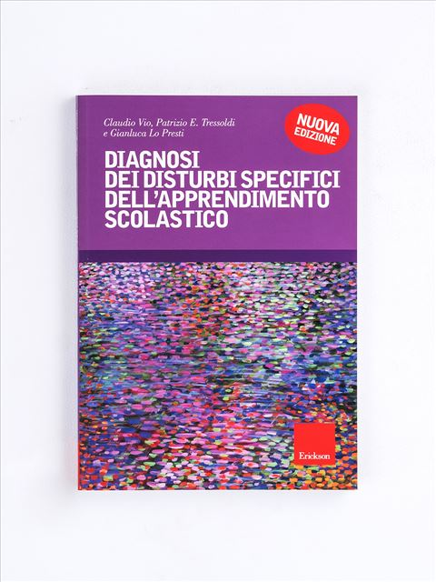 Diagnosi dei disturbi specifici dell'apprendimento Libro - Erickson Eshop