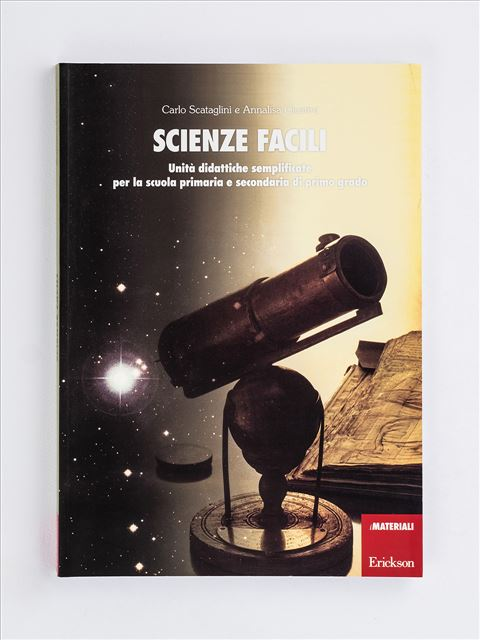 Scienze facili - Libri - App e software - Erickson 3