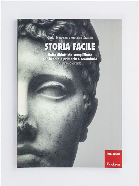 Storia facile - Libri - App e software - Erickson