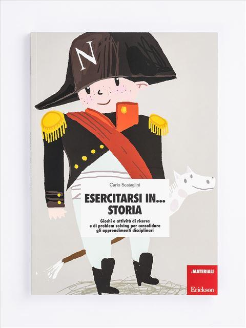 Esercitarsi in... storia - StoriaImparo 5 - Libri - Erickson