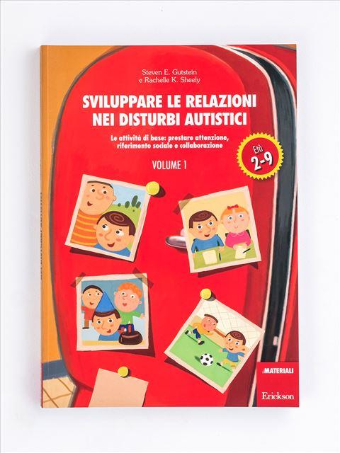 Sviluppare le relazioni nei disturbi autistici - V Libro - Erickson Eshop