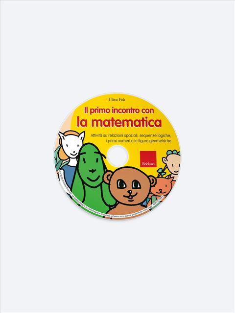 Il primo incontro con la matematica - Informatica - Erickson