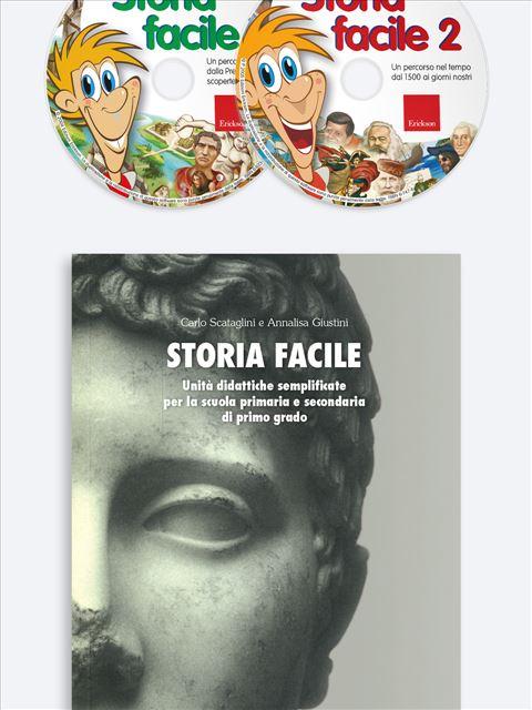 Storia facile - Libri - App e software - Erickson 7