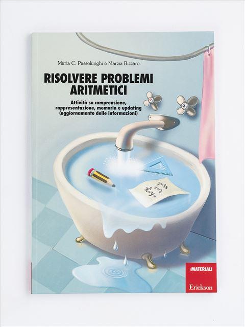 Risolvere problemi aritmetici - Libri - App e software - Erickson