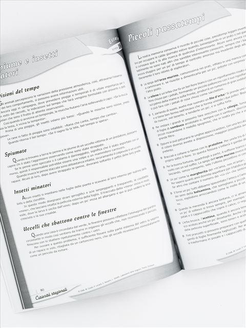Laboratorio delle stagioni - Il primo libro degli esperimenti - Libri - Erickson