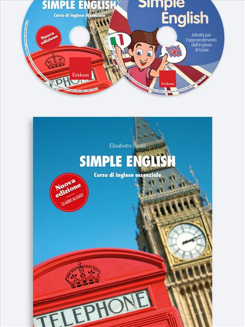 Simple English - App e software per Scuola, Autismo, Dislessia e DSA - Erickson 3