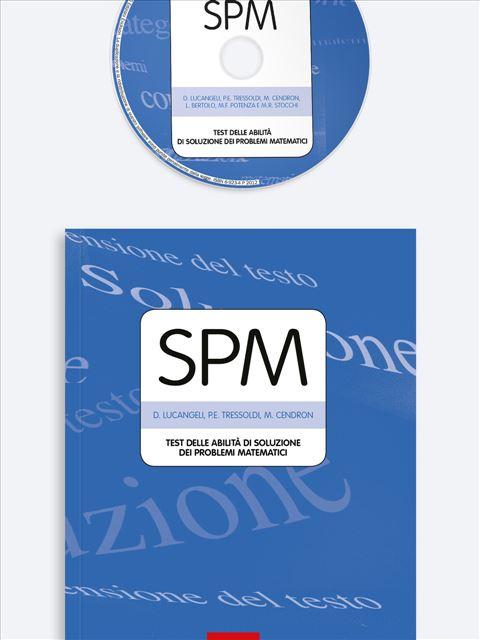 Test SPM - Abilità di soluzione dei problemi matem - Libri - App e software - Erickson 7