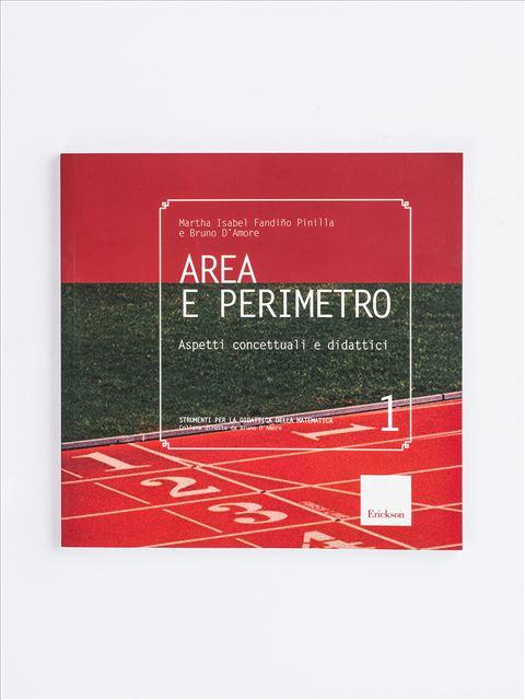 Area e perimetro - Geometria - Erickson