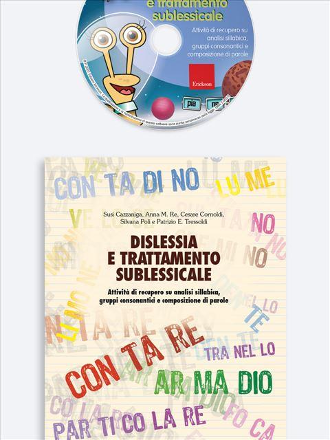 Dislessia e trattamento sublessicale - Libri - App e software - Erickson 9