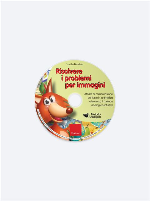 Risolvere i problemi per immagini - Camillo Bortolato - Erickson
