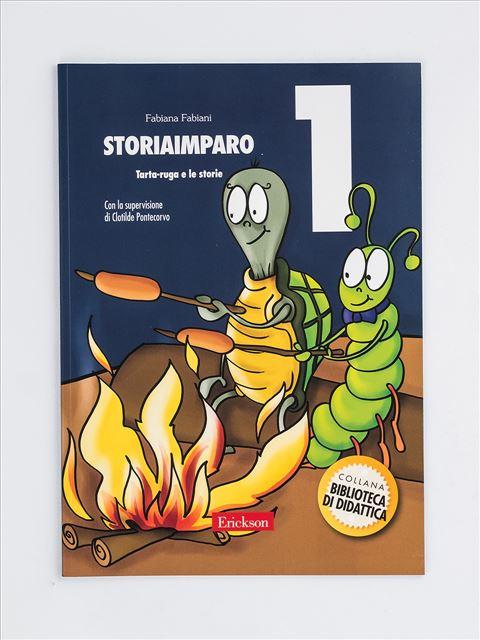 StoriaImparo 1 - StoriaImparo 5 - Libri - Erickson
