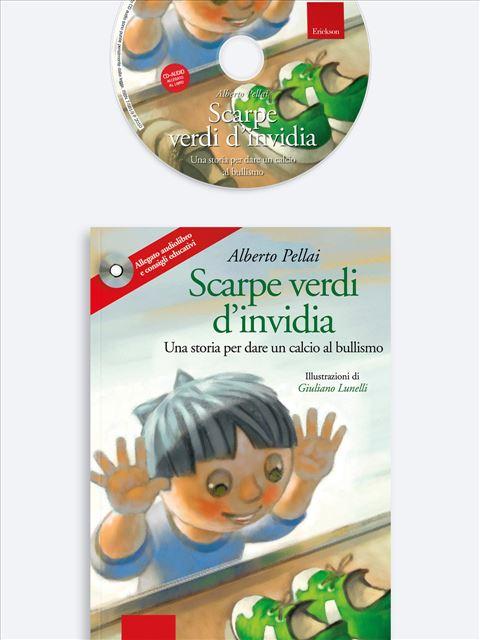 Scarpe verdi d'invidia - Libri - Erickson