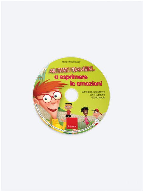 Aiutare i bambini... a esprimere le emozioni - App e software per Scuola, Autismo, Dislessia e DSA - Erickson 2