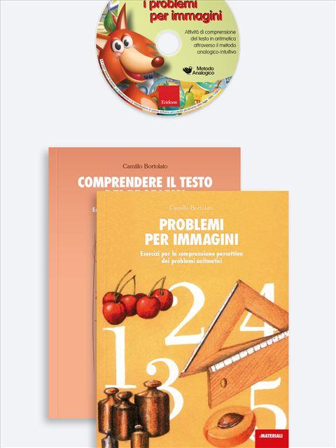 Risolvere i problemi per immagini - L'albero delle stagioni e altre storie per imparar - Libri - Erickson 2