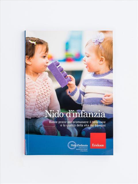Nido d'infanzia - Pedagogia - Erickson
