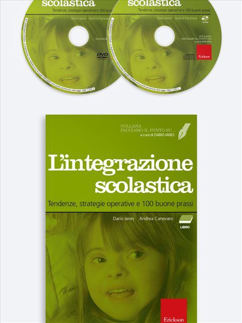 Facciamo il punto su... L'integrazione scolastica - Buone prassi di integrazione e inclusione scolasti - Libri - Erickson