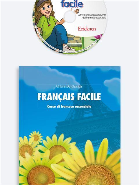 Français facile - App e software per Scuola, Autismo, Dislessia e DSA - Erickson 3