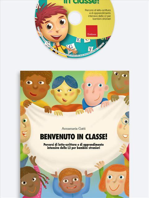 Benvenuto in classe! - Volume 1 - Intercultura - Erickson 2