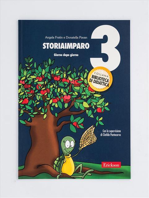 StoriaImparo 3 - StoriaImparo 5 - Libri - Erickson