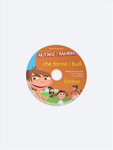 Aiutare i bambini... che fanno i bulli - App e software per Scuola, Autismo, Dislessia e DSA - Erickson 2