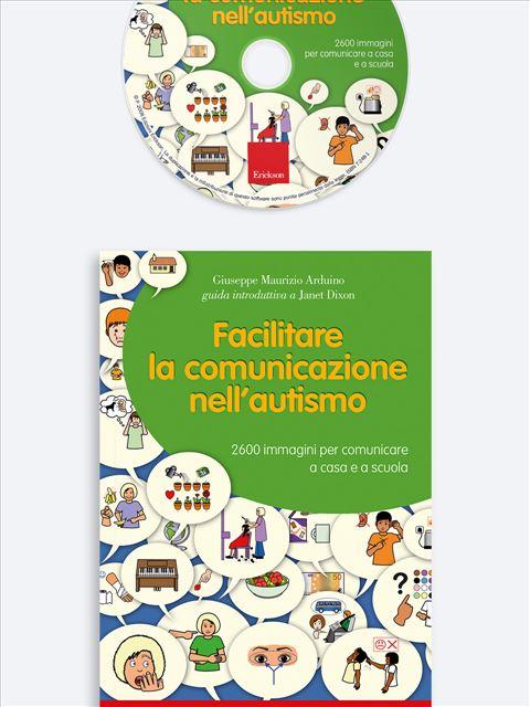 Facilitare la comunicazione nell'autismo - L'apprendimento visivo nell'autismo - Libri - Erickson
