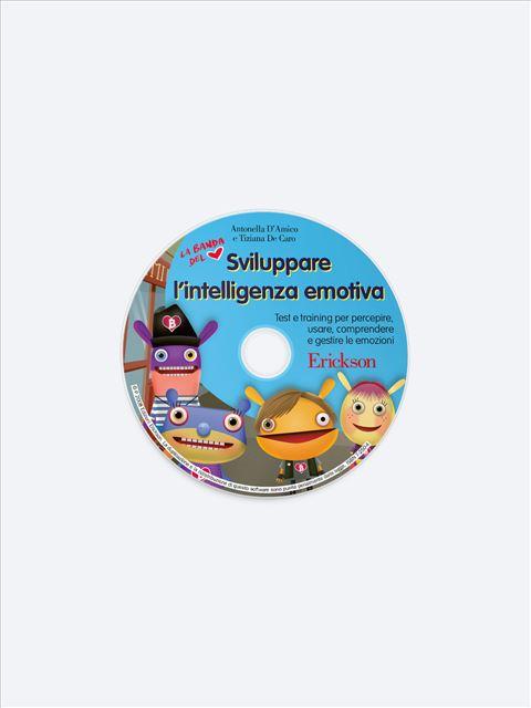 Sviluppare l'intelligenza emotiva - App e software per Scuola, Autismo, Dislessia e DSA - Erickson