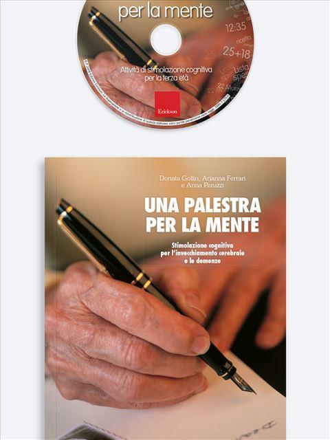 Una palestra per la mente - Volume 1 - Libri su Anziani con Alzheimer e demenze - Erickson 3