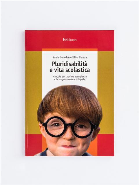 Pluridisabilità e vita scolastica - Disabilità sensoriale - Erickson