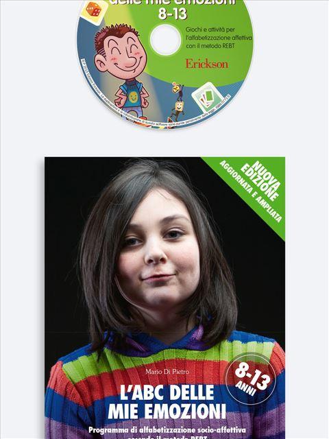 L'ABC delle mie emozioni - 8-13 anni - App e software per Scuola, Autismo, Dislessia e DSA - Erickson 3