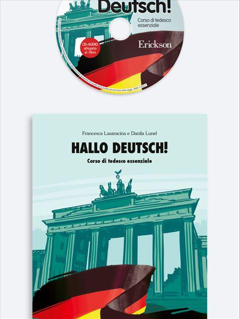 Hallo Deutsch! - App e software per Scuola, Autismo, Dislessia e DSA - Erickson
