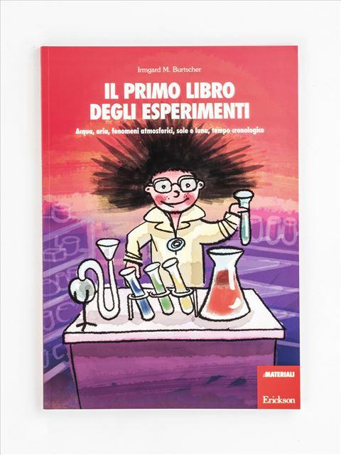 Il primo libro degli esperimenti - Abilità sensoriali - Erickson