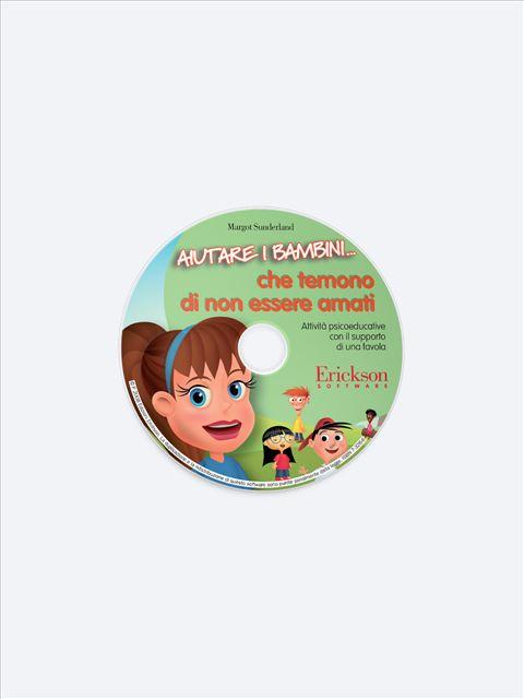 Aiutare i bambini... che temono di non essere amati - Aiutare i bambini... a superare ansie o ossessioni - Libri - Erickson 2