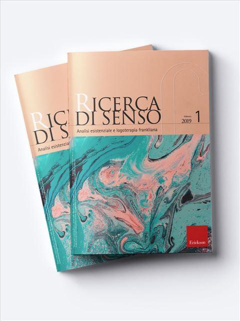 Ricerca di senso - Disturbi emotivi a scuola - Libri - Erickson
