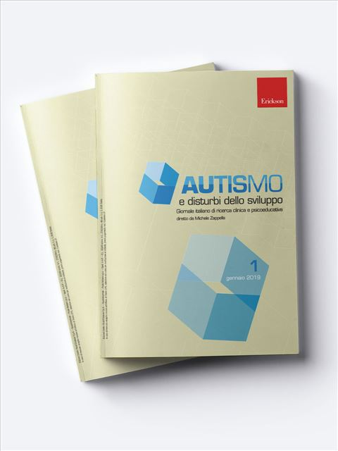 Autismo e disturbi dello sviluppo - Costruisco e imparo - Libri - Erickson