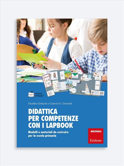 Didattica per competenze con i lapbook - Search - Erickson