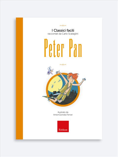Peter Pan - Logopedista - Erickson
