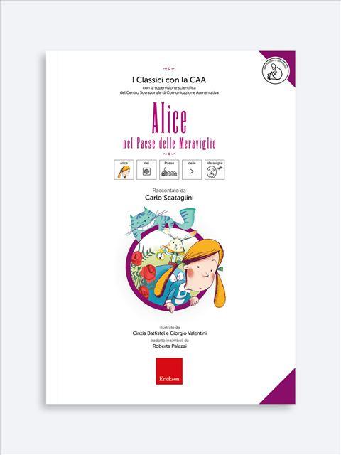 I Classici con la CAA - Alice nel Paese delle Meraviglie - Giornata Mondiale Autismo | Il coronavirus spiegato ai bambini