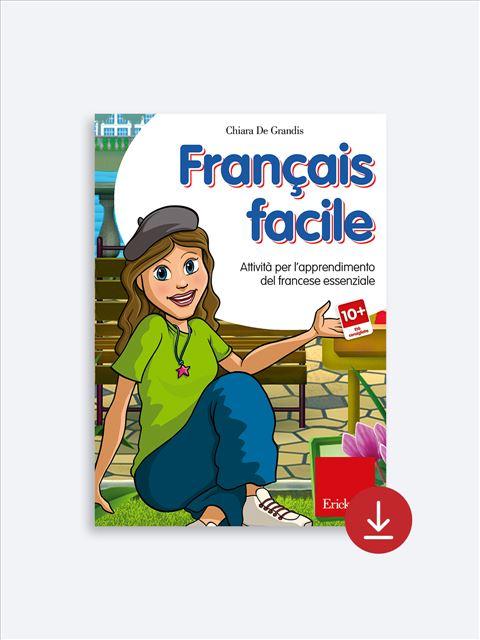 Français facile - App e software per Scuola, Autismo, Dislessia e DSA - Erickson 2