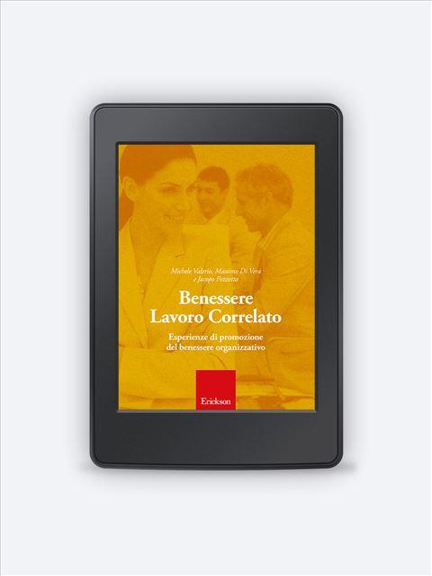 Benessere Lavoro Correlato - Massimo Di Vera - Erickson