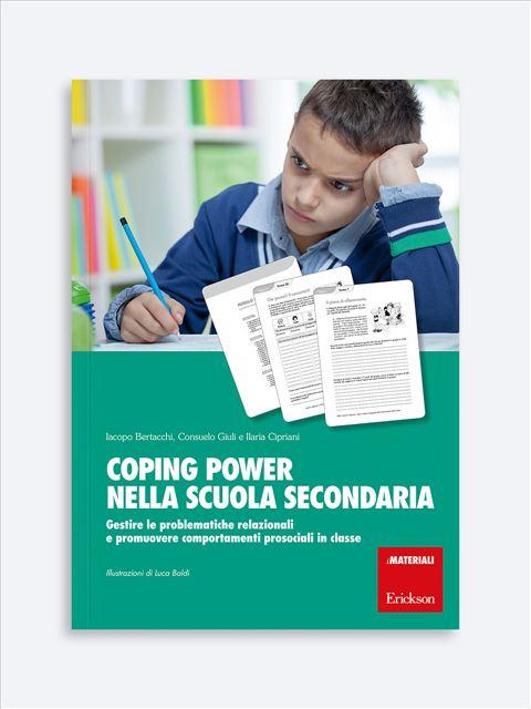 Coping Power nella scuola secondaria - Libri - Erickson