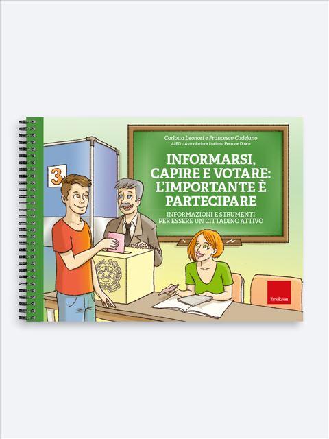 Informarsi, capire e votare: l'importante è partecipare - Coltelli e fornelli - Libri - Erickson