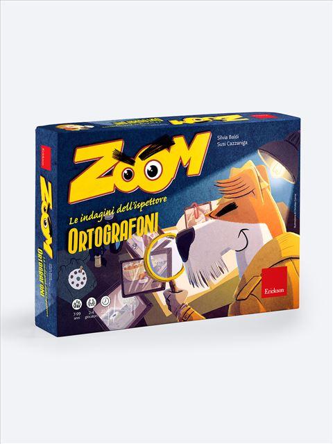Zoom - Imparo giocando - Erickson