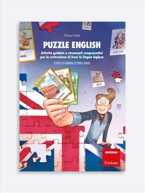 Puzzle English - Lingue straniere - Erickson