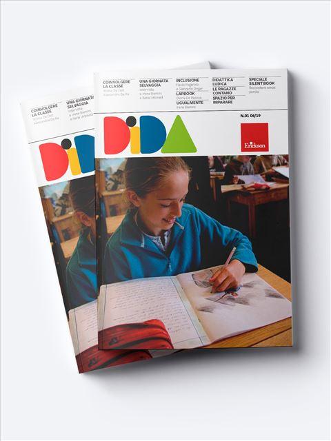 DIDA - Annata 2019-2020 Abbonamento versione cartacea + digitale - Erickson Eshop