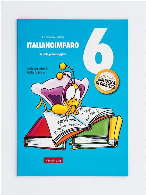 ItalianoImparo 6 - ItalianoImparo 13 - Libri - Erickson