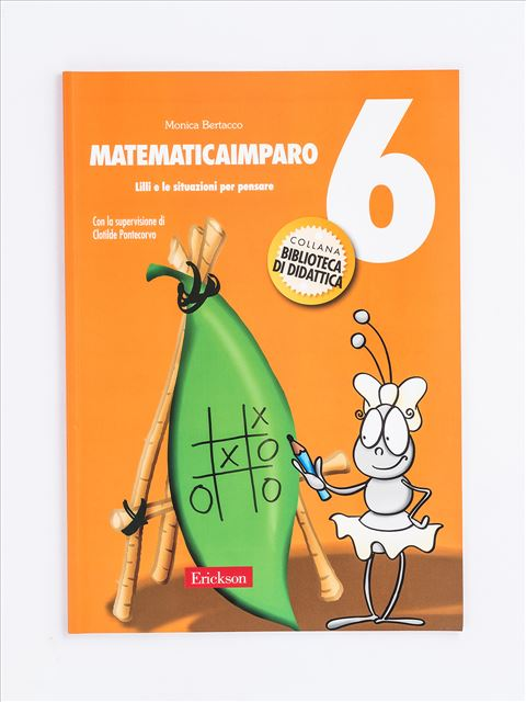 MatematicaImparo 6 - MatematicaImparo 15 - Libri - Erickson