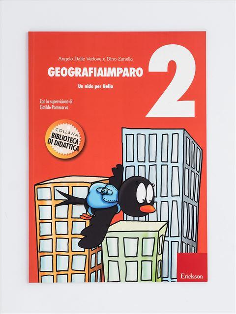 GeografiaImparo 2 - GeografiaImparo 1 - Libri - Erickson