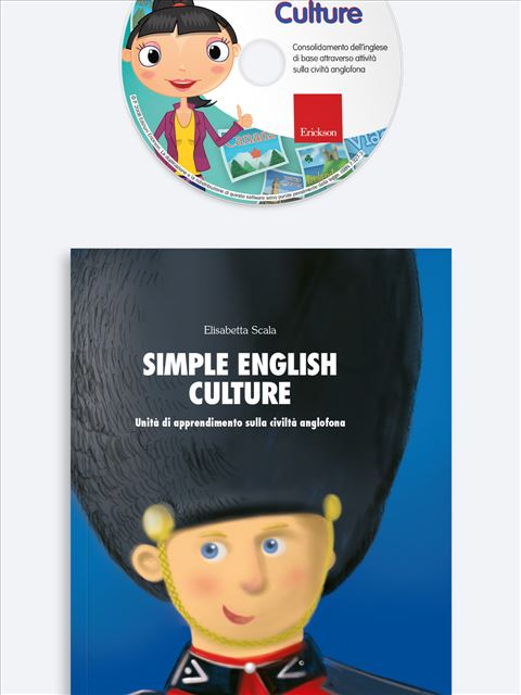 Simple English Culture - Disturbo della comprensione del linguaggio - Erickson 2