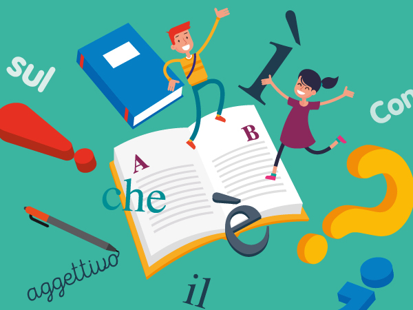 """Presentazione del libro: """"Tablet delle regole di italiano"""" - Erickson 1"""
